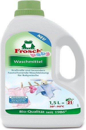 Frosch Liquid Detergent For Babys Clothes 1.5 ltr
