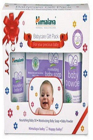 Himalaya Herbals Babycare Gift Box Mini (Soap and Powder)