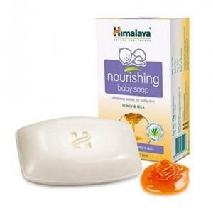 Himalaya Nourishing Baby Soap 75 gm Carton