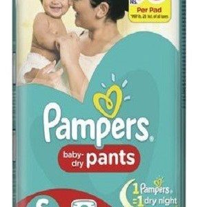 Pampers Pants Diapers Small Size 20 pcs