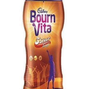 Bournvita Five Star 500 Grams Jar