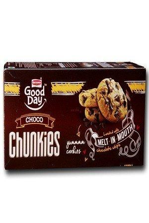 Britannia Good Day – Chunkies, 60 gm