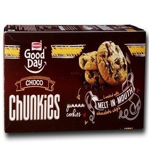 Britannia Good Day – Chunkies, 60 gm
