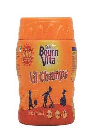 Cadbury Bournvita Little Champs 200 Grams