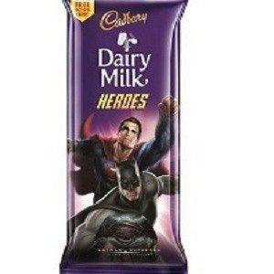 Cadbury Dairy Milk Chocolate – Heroes, 18 gm