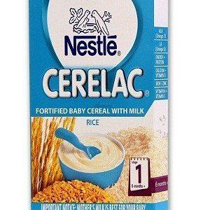 Cerelac Rice 1