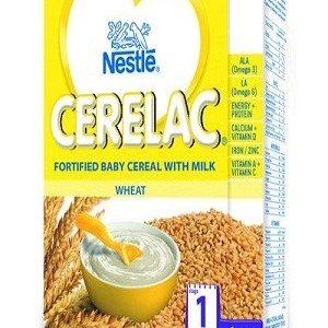 Nestle Cerelac - Wheat (Stage 1), 300 gm Carton