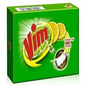 Vim Dishwash Bar, 125 Grams