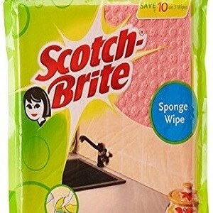 Scotch Brite Sponge Wipe