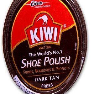 Kiwi Shoe Polish Black 40 Grams