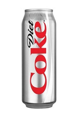 Coca Cola Coke Diet 300 Ml Tin