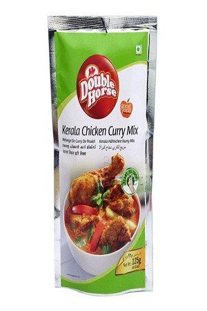 Double horse Curry Mix – Kerala Chicken, 125 gm Pouch