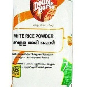 Double horse White Rice Powder – Appam, 500 gm Pouch
