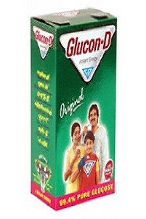 Glucon-D Pure Glucose Original, 200 Grams Box