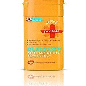 Godrej Protekt Buzz Off Anti Mosquito Spray, 30 ml Bottle