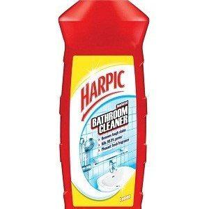Harpic Bathroom Cleaner – Lemon, 500 ml