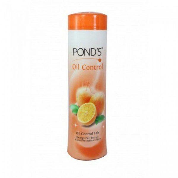 Ponds Oil Control Talc Orange Peel 100 Grams Bottle