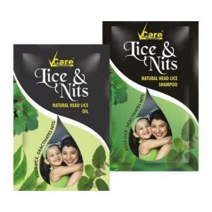 Vcare Lice And Nits Head Treatment