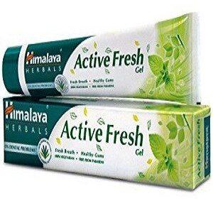 Himalaya Active Fresh Gel 80 Grams