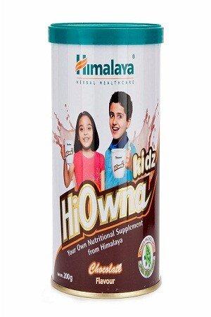 Himalaya Wellness Hi Owna For Kids Chocolate 200 Grams