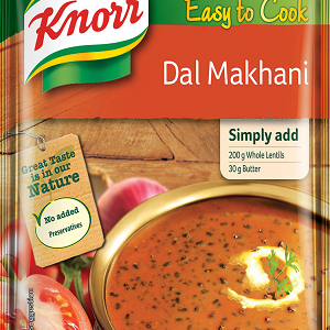 Knorr Easy To Cook – Dal Makhani Ready Mix, 31 gm Pouch