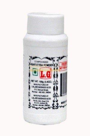 LG Powder – Asafoetida, 50 gm Bottle