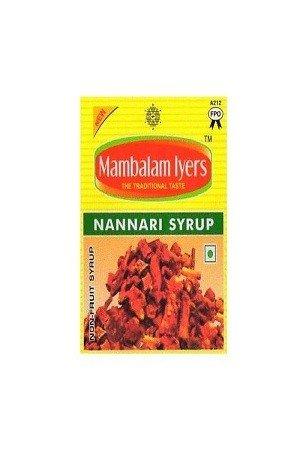 Mambalam Iyers Nannari Syrub 700Ml