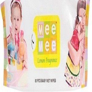 Mee Mee Multipurpose Wet Wipes, 80 pcs Pouch