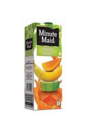 Minute Maid Juice Mixed Fruit 1 Litre Carton