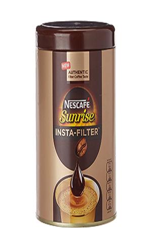 Nescafe Sunrise Insta Filter Coffee 100 Grams