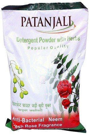 Patanjali Detergent Powder Popular 2 Kg