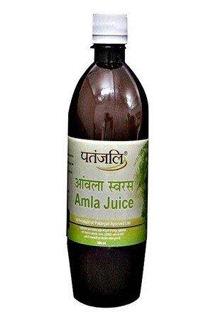 Patanjali Juice Amla 500 Ml Bottle