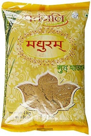 Patanjali Madhuram Jaggery Powder, 1 kg