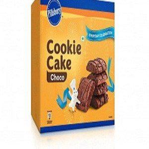 Pillsbury Cookie Cake – Chocolate, 138 gm ( Pack of 6 )
