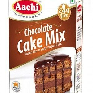 Aachi Chocolate Cake Mix 200g