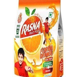 Rasna Fruitplus Florida Orange 125 Grams