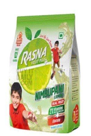 Rasna Fruitplus Nimbupani 125 Grams