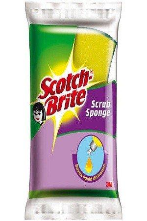 Scotch brite Scrub Sponge Large, 2 pcs