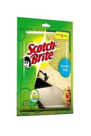 Scotch brite Sponge Wipe – Large, 5 pcs