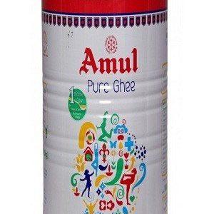 Amul Pure Ghee, 1 ltr Tin