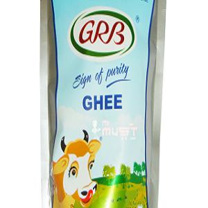 Grb Ghee, 500 ml Pouch