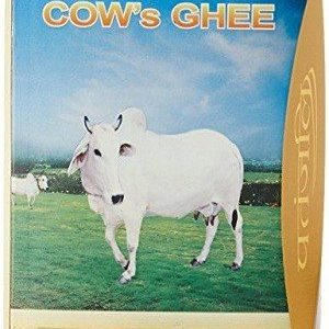 Patanjali Cow Ghee, 500 ml Carton