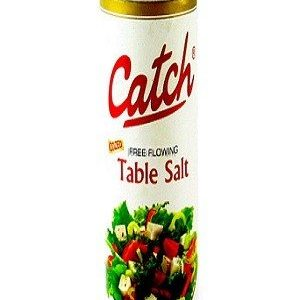 Catch Table Salt – Iodized, 200 gm Tin