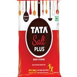 Tata Salt – Iron Plus Iodine, 1 kg