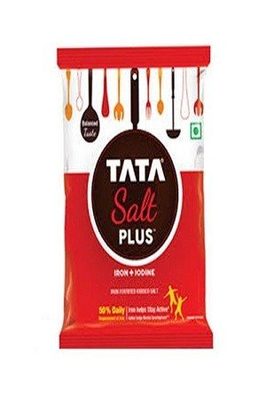Tata Salt – Iron Plus Iodine, 1 kg