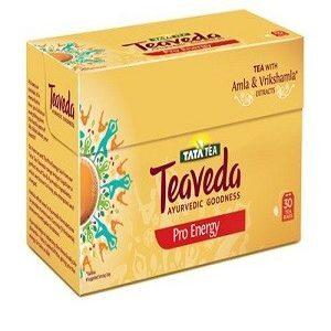 Tata Tea Teaveda Pro Energy 30 Pcs