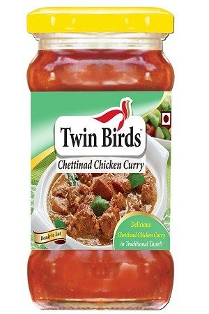 Twin Birds Chettinad Chicken Curry 300g