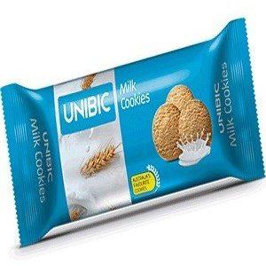 Unibic Cookies – Milk, 100 gm Pouch