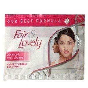 Fair & Lovely Face Cream – Advanced Multi Vitamin, 9 gm Pouch