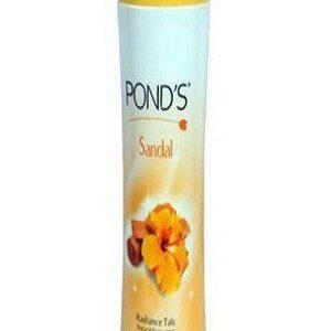 Ponds Talc Sandal Radiance 20 Grams Bottle